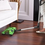 Shark V2930 Rechargeable Floor Sweeper Pros and Cons