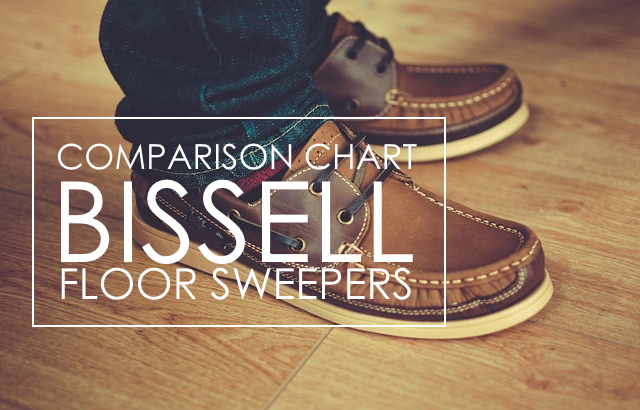 Bissell Floor Sweepers Comparison