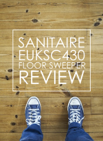 Sanitaire EUKSC430 Floor Sweeper Review