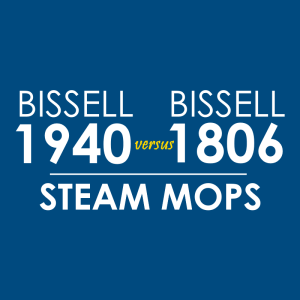 Bissell 1940 vs Bissell 1806 Pinterest