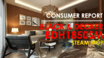 Our Consumer Report on the Black & Decker BDH1850SM 2-in-1 Steam Mop